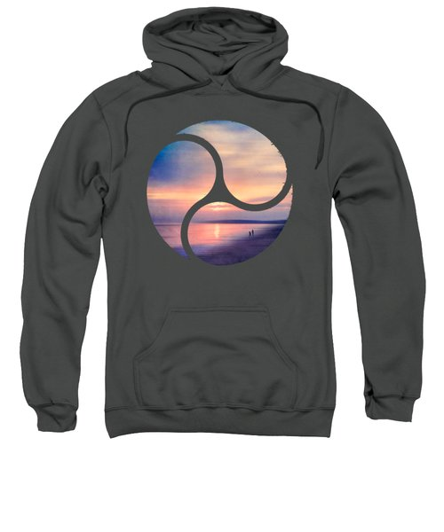 Calm Sea Sweatshirt