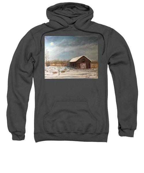 Cambridge Christmas Sweatshirt