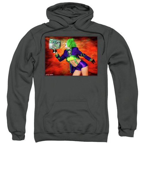 Can You Hear Me Now Sweatshirt