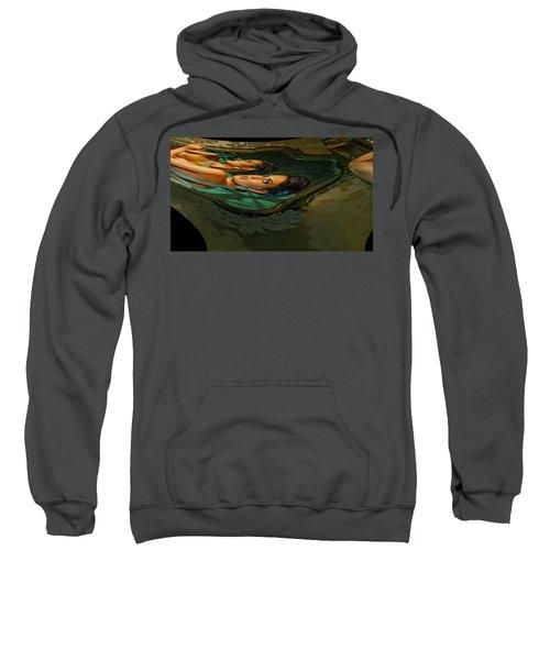 Canary Seaweed Sweatshirt