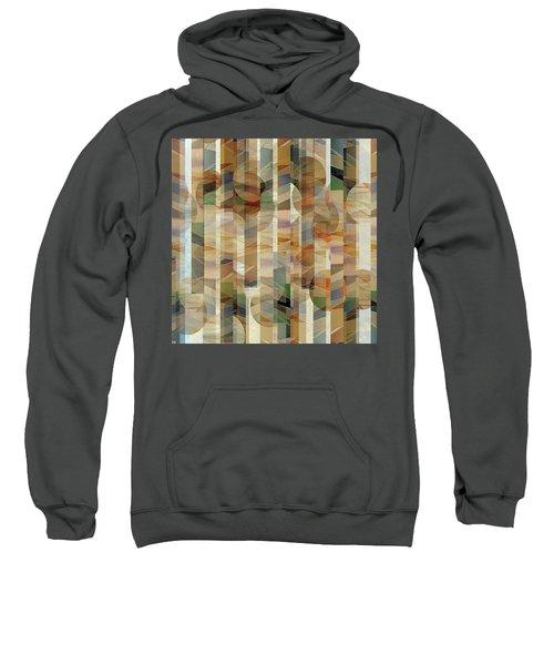 Canyon Circles And Stripes Sweatshirt