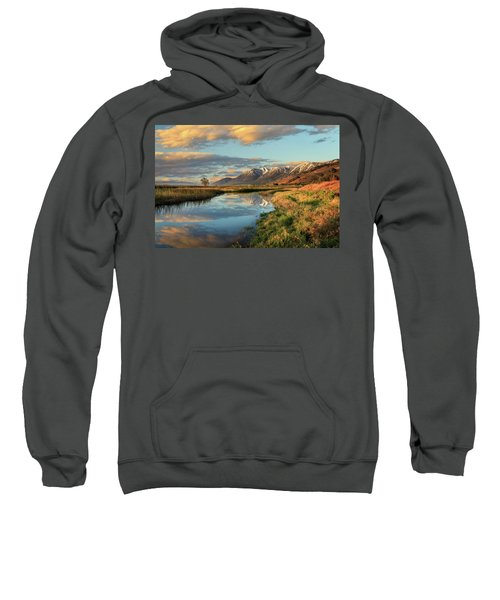 Carson Valley Sunrise Sweatshirt