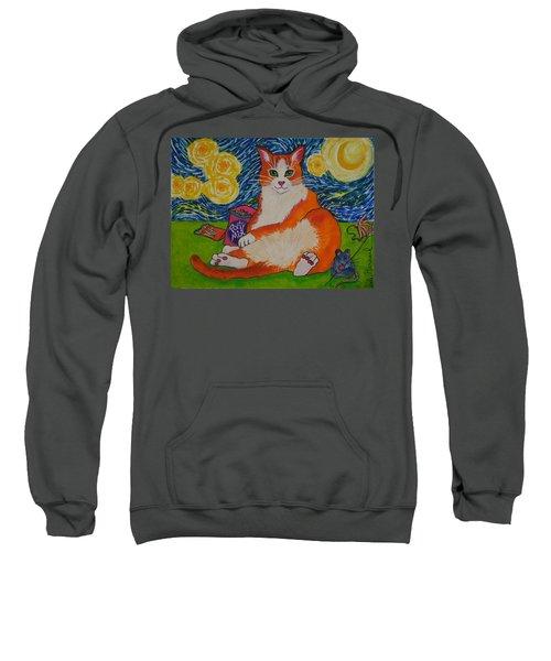 Cat Nipped  Sweatshirt