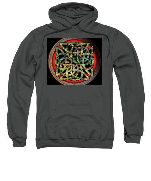 Celtic Shield Knot 5 Sweatshirt