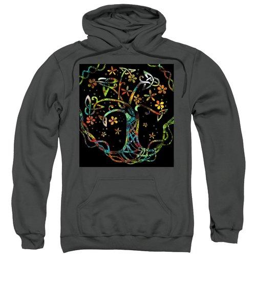 Celtic Tree Of Life 2 Sweatshirt