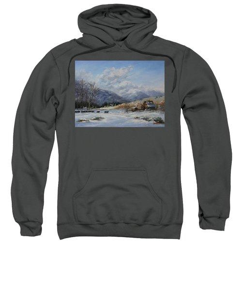 Chow Line Sweatshirt