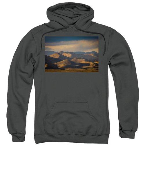 Chupadera Mountains II Sweatshirt