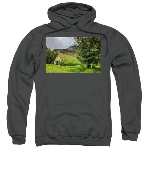 Church Of The Holy Moss Sweatshirt