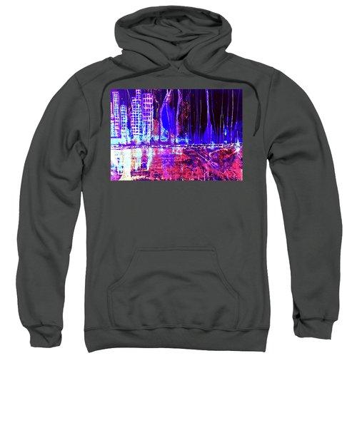 City By The Sea Right Sweatshirt