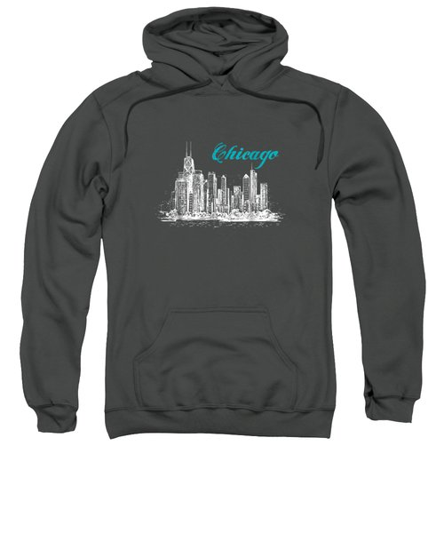 City Of Chicago T-shirt Sweatshirt