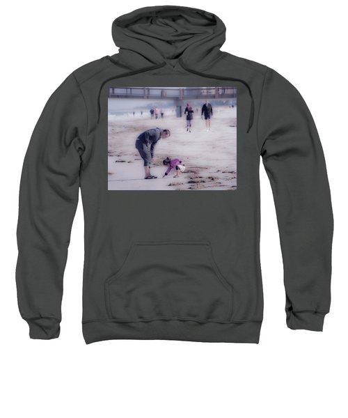Clearwater Beachcombing Sweatshirt