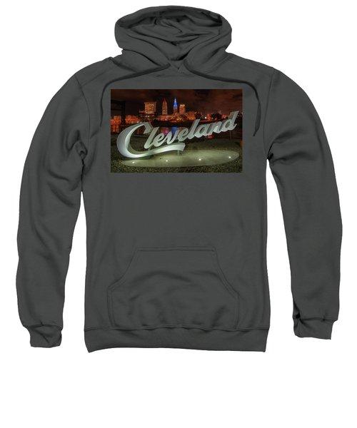 Cleveland Proud  Sweatshirt