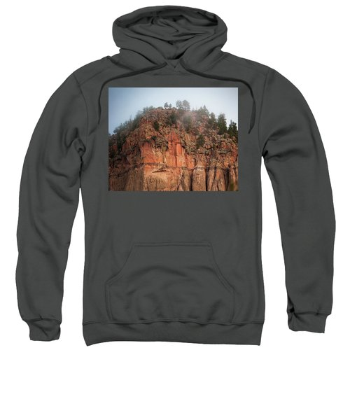 Cliff Face Hz Sweatshirt