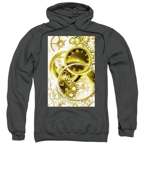 Clock Watches Sweatshirt