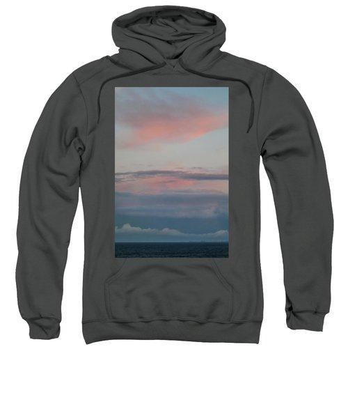 Clouds Over The Ocean Sweatshirt