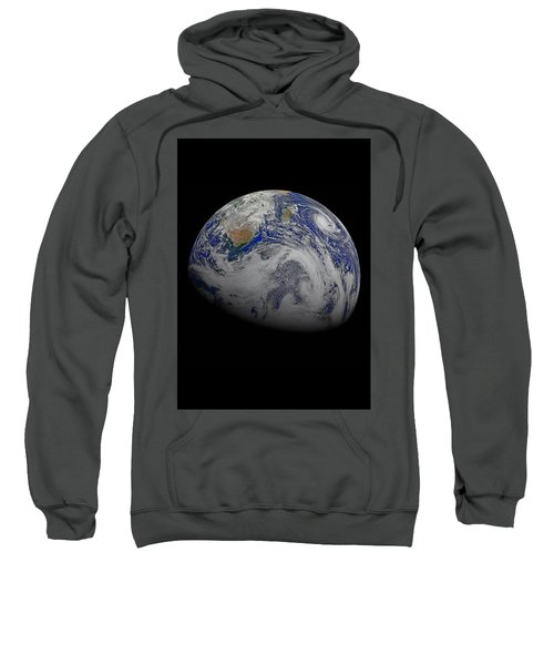 Cloudy Earth Sweatshirt