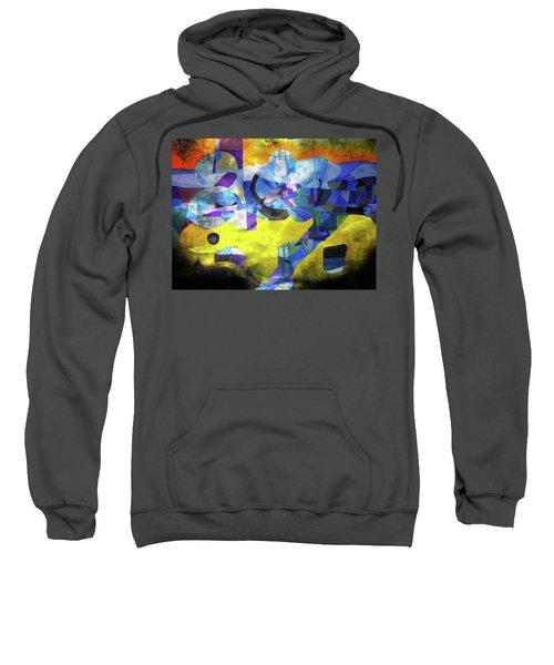 Cold Evening Wind Sweatshirt