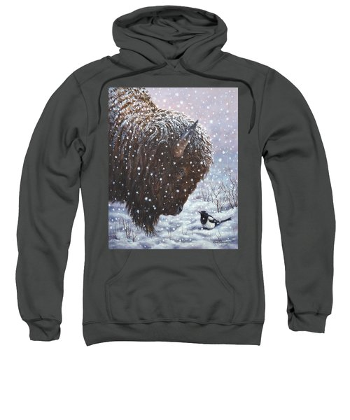 Cold Weather Cohorts Sweatshirt