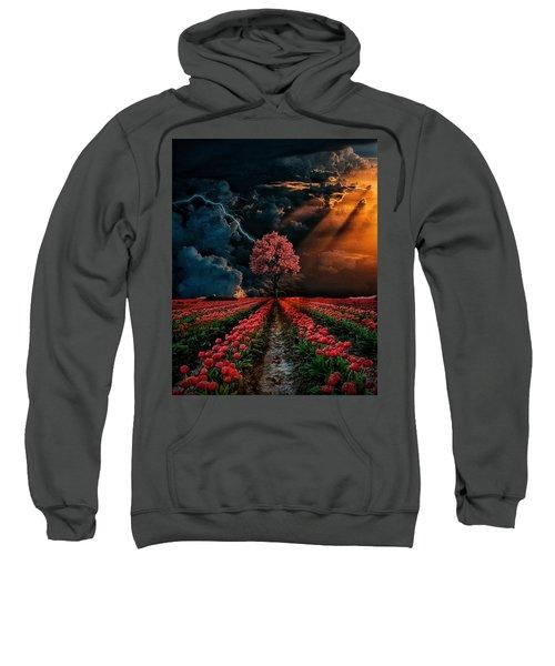 Colours Of The Sky Sweatshirt