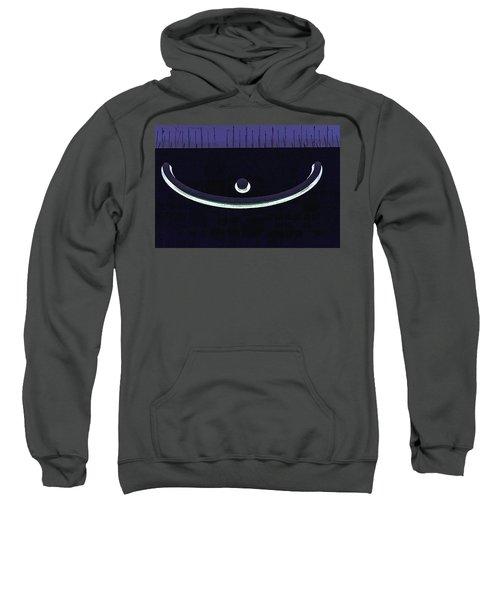 Colours. Purple Sweatshirt