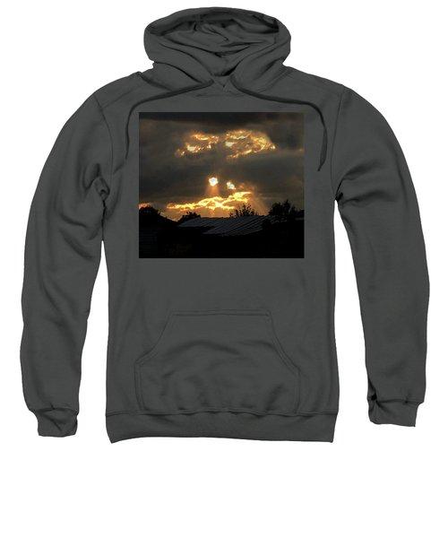Coming For. You. Sweatshirt