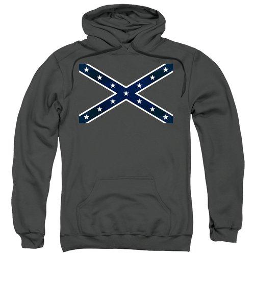 Confederate Stars And Bars T-shirt Sweatshirt