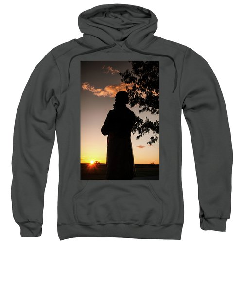 Corby At Sunset Sweatshirt