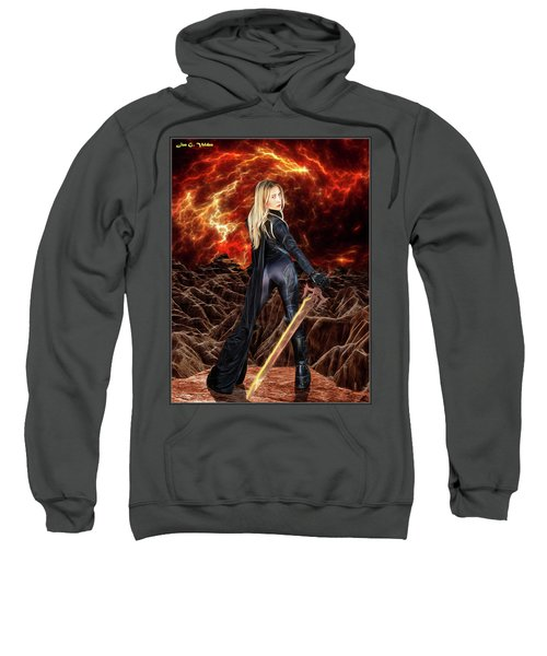 Cosmic Destroyer Sweatshirt