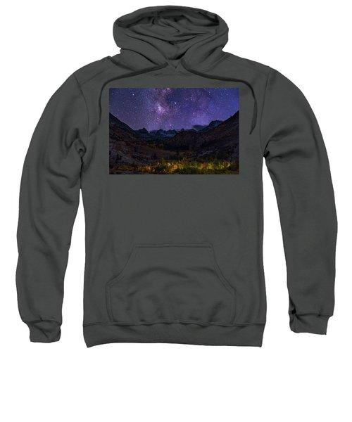 Cosmic Nature Sweatshirt