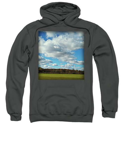 Country Autumn Curves 7 Sweatshirt