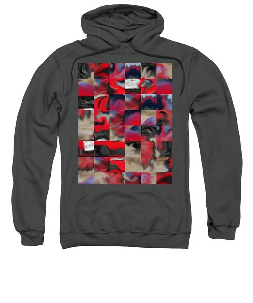 Coupe Rouge Sweatshirt