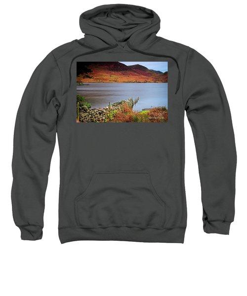 Crummock Water - English Lake District Sweatshirt