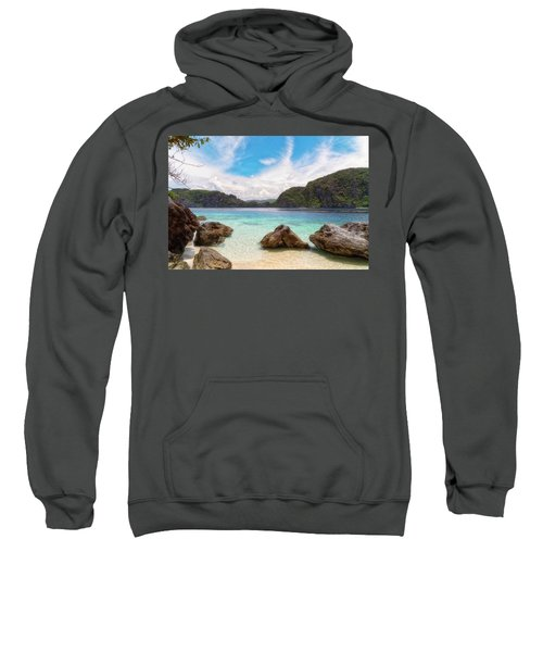 Crystal Clear Sweatshirt