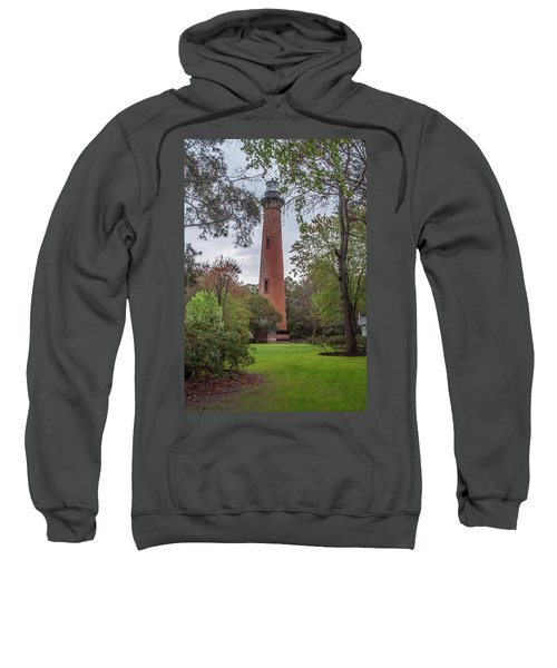Currituck Beach Light Sweatshirt