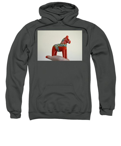 Dala Horse Sweatshirt