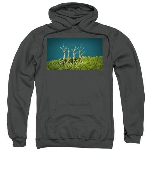 Dancing #i3 Sweatshirt