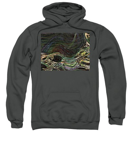 Dark Rainbow Sweatshirt