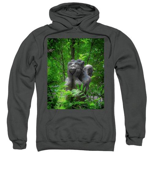 Daydreaming Gargoyle Sweatshirt