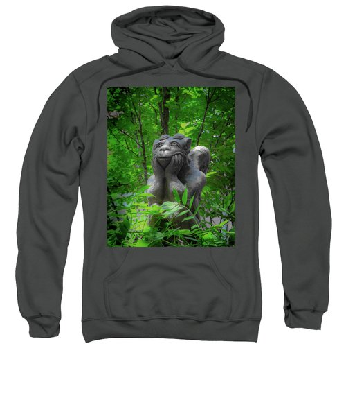 Daydreaming Gargoyle Sweatshirt