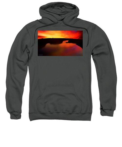 Death Of A Day Sweatshirt