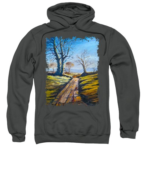 Deciduous Trees Sweatshirt