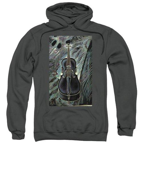 Deep Cello Sweatshirt