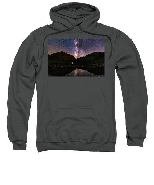 Deep Sky Fishing Sweatshirt