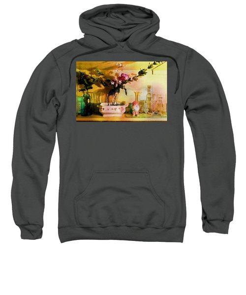 Delicate Flowers Sweatshirt