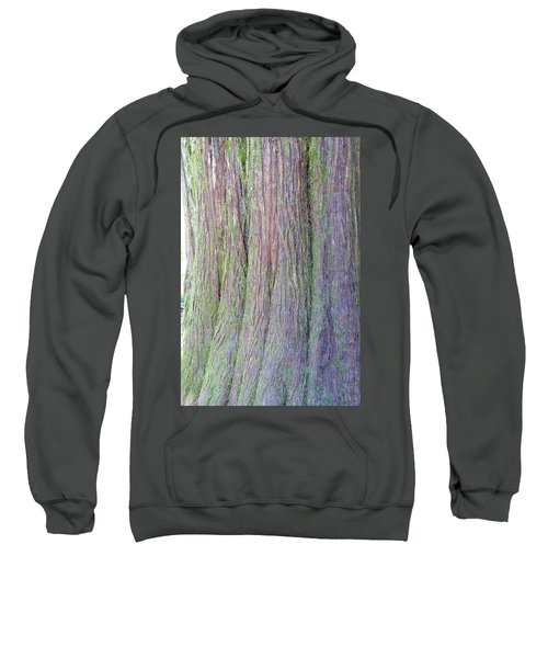 Details, Old Growth Western Redcedar Sweatshirt