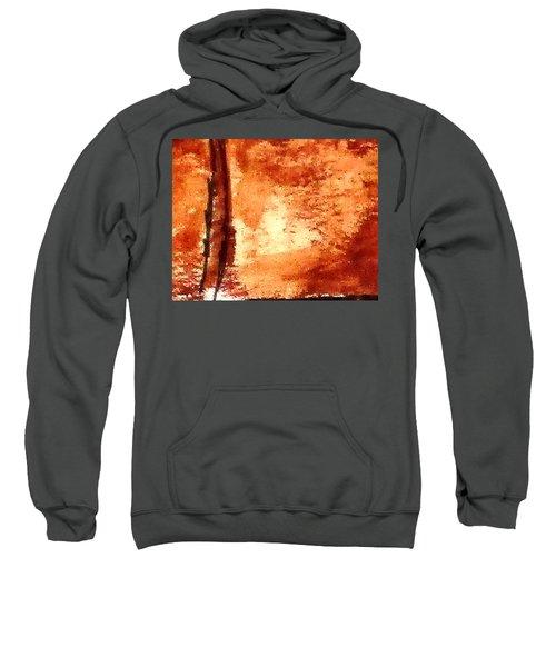 Digital Abstract No9. Sweatshirt