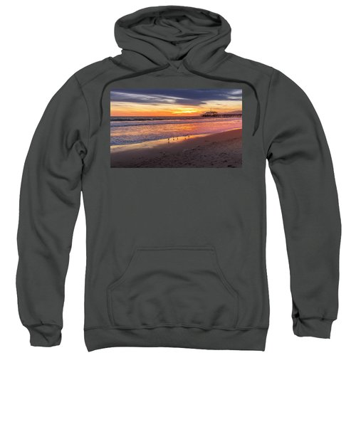 Dinner For 4 - Make It 5 Sweatshirt
