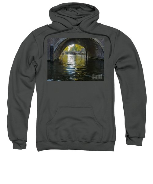 Dof On An Amsterdam Canal Sweatshirt