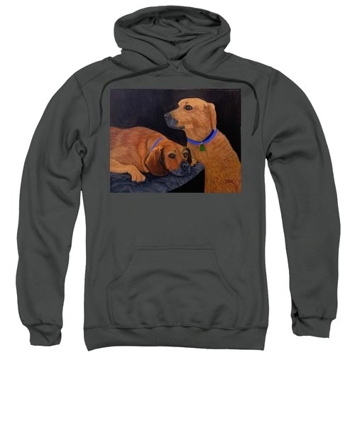 Dog Love Sweatshirt