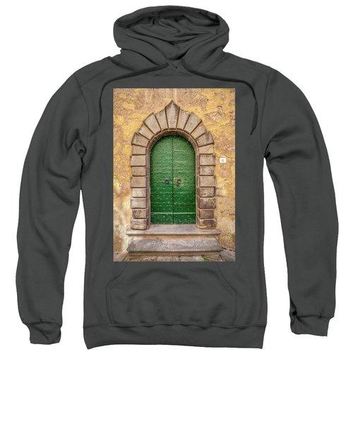 Door Six Of Cortona Sweatshirt